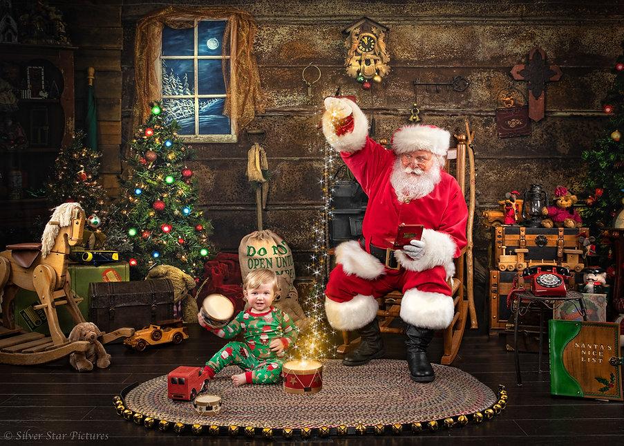 WEB - George Roland - Santa's Magical Ex