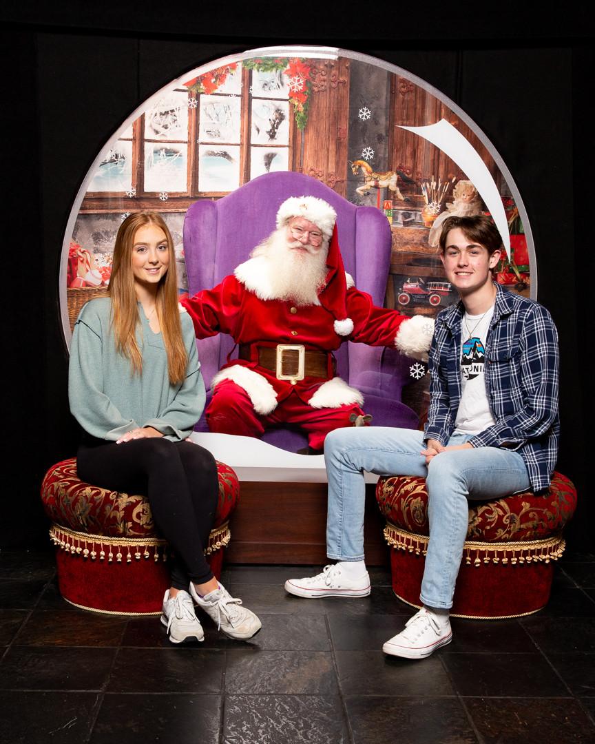 Santa Visit - 2020 - 0620