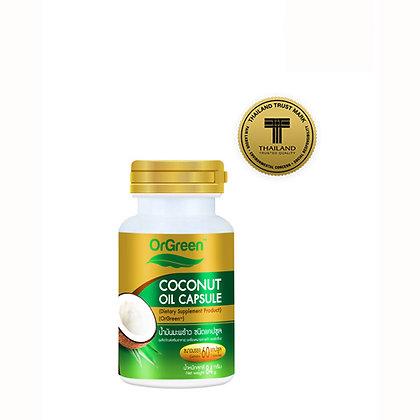 Coconut Oil Capsule (60 capsule)