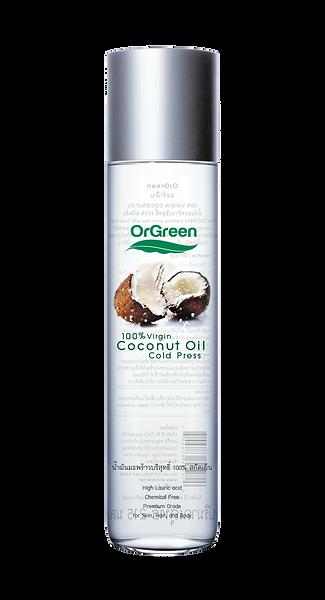 Natural Coconut Oil 100% 215ml