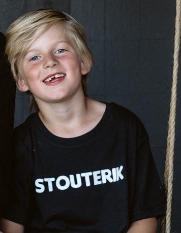 STOUTERIK KIDS T