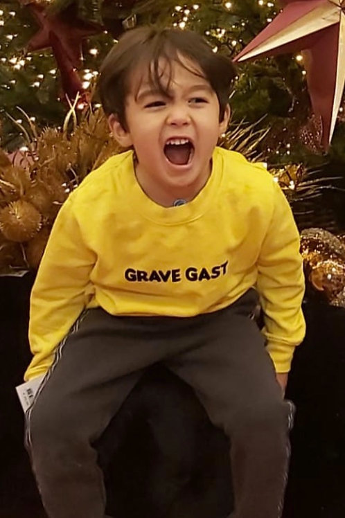 GRAVE GAST KIDS SWEATER