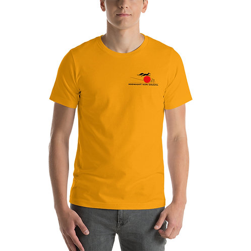 Midnight sun Gravel T-Shirt
