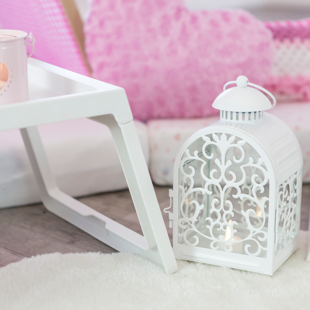 Lanterns for a soft glow