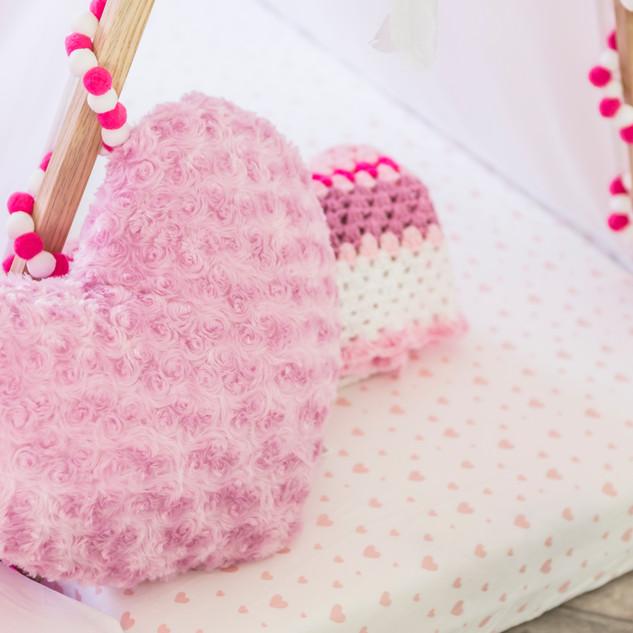 Super soft pillows