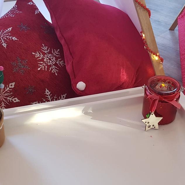 Fun Christmas decor
