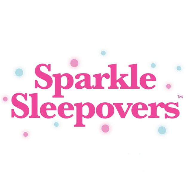 Sparkle Teepee Sleepovers