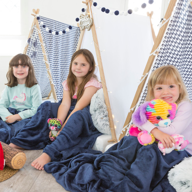 Any colour teepees for boys or girls