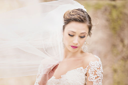 Romantic Bridal Make-Up