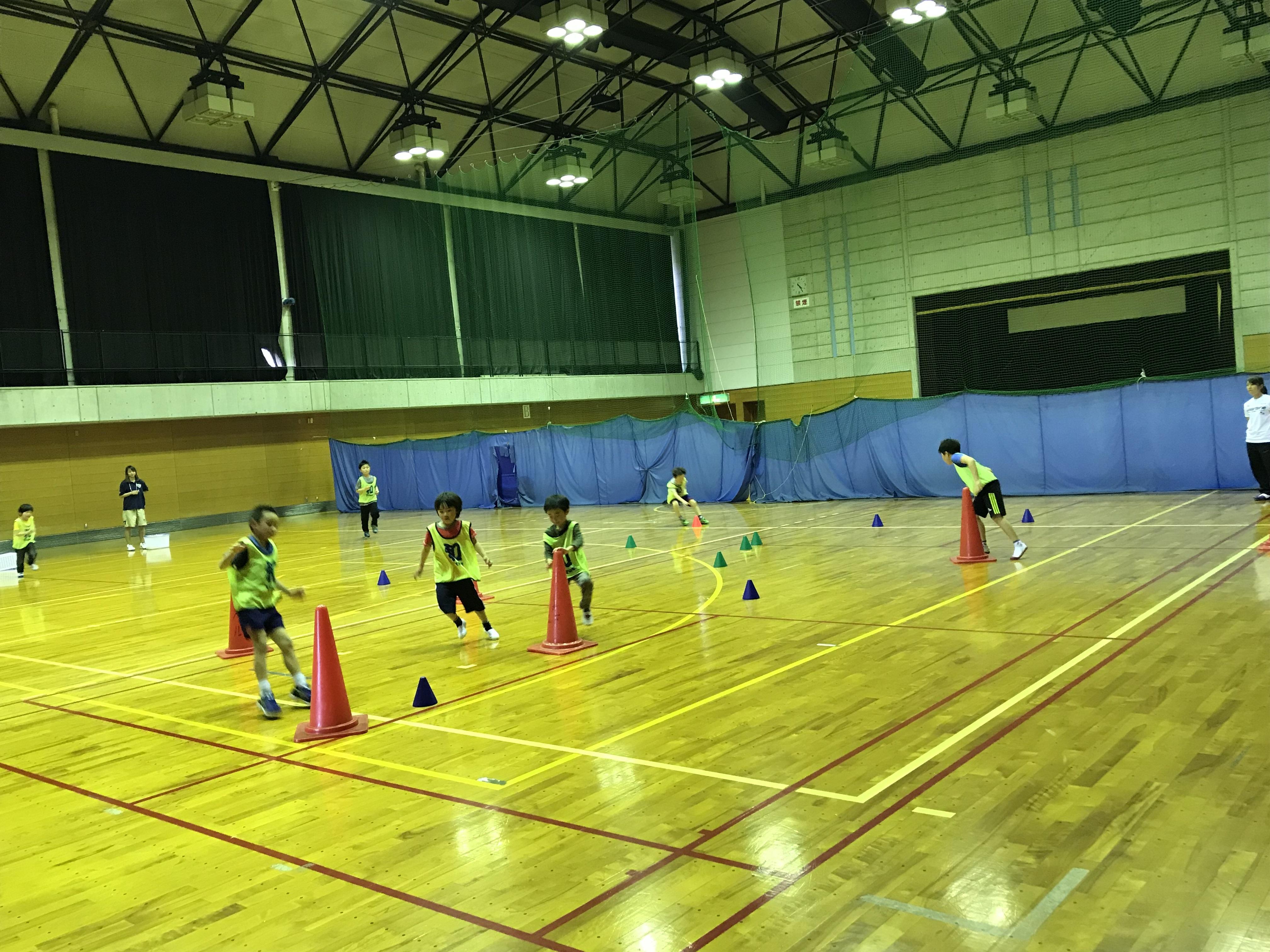 ボールあそび教室❝奈良教育大バルシューレ❞」