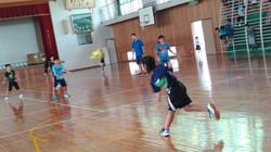 競技ドッジボール(短期教室)