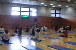 ロコモ予防yoga