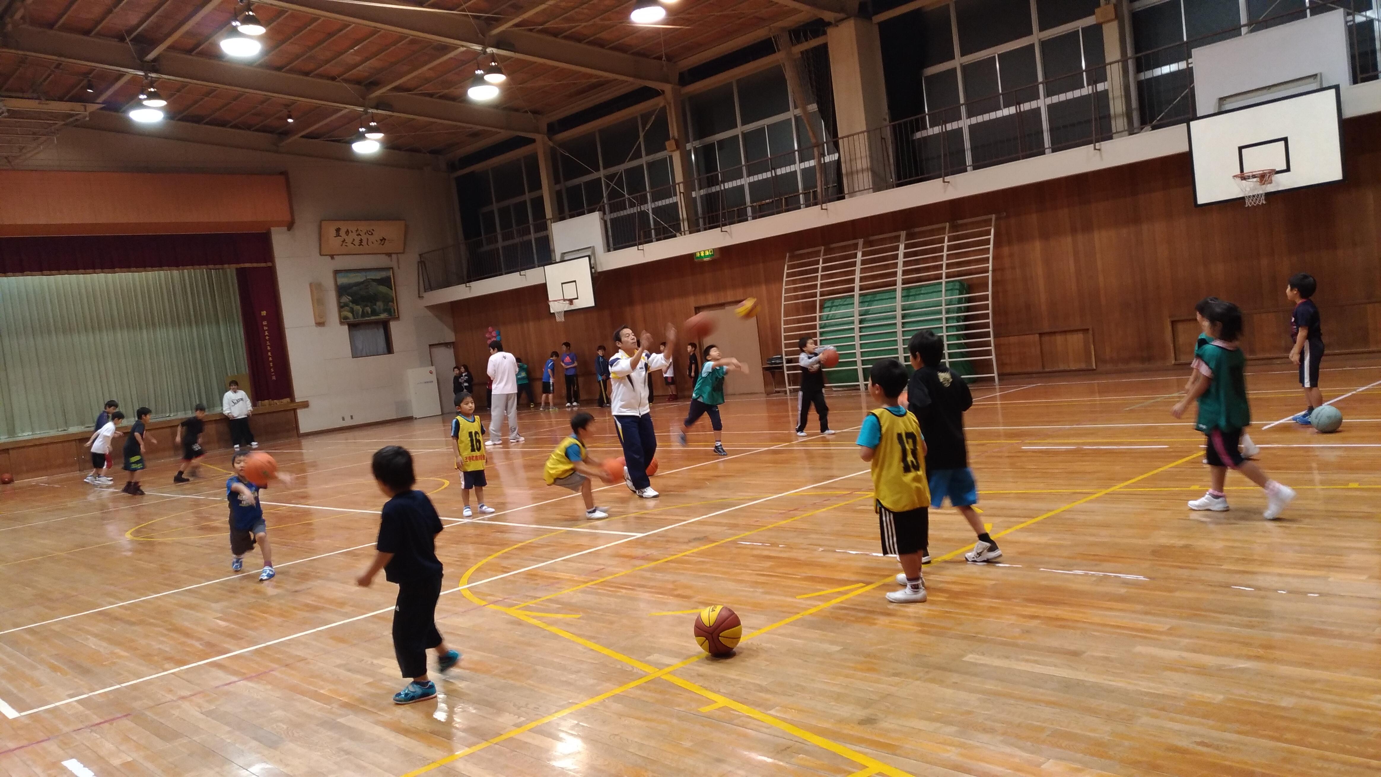 Jrバスケットボール