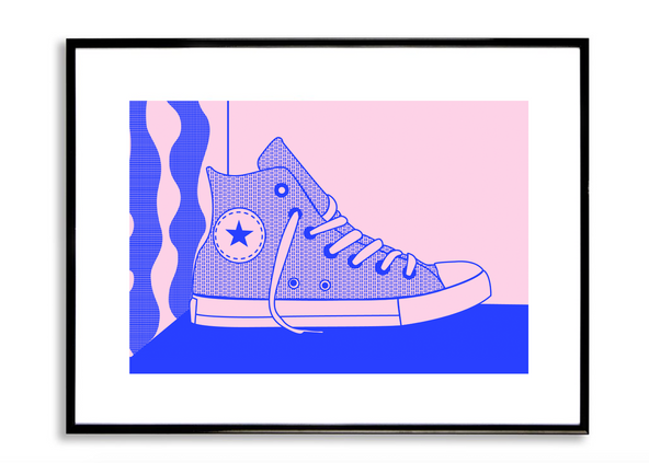 Shoes - Illustrations