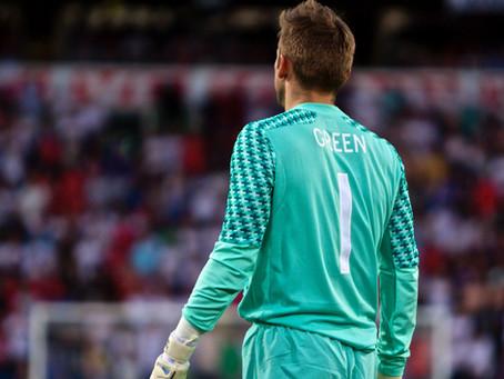 Blame, shame and a football game: former England goalkeeper Rob Green