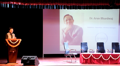 Arun in HR Conclave.PNG