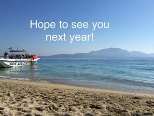 Hope to see you again next year!