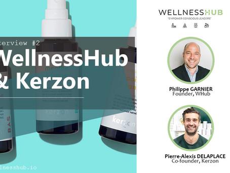 Conscious leader interview with Pierre-Alexis Delaplace, Kerzon