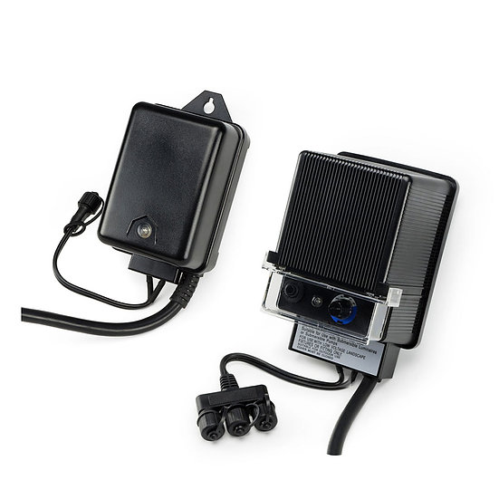 Pond and Landscape Transformers with Photocell