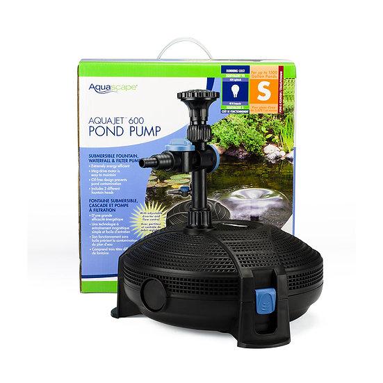 AquaJet® 600 Pond Pump