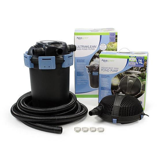 UltraKlean® Pond Filtration Kits
