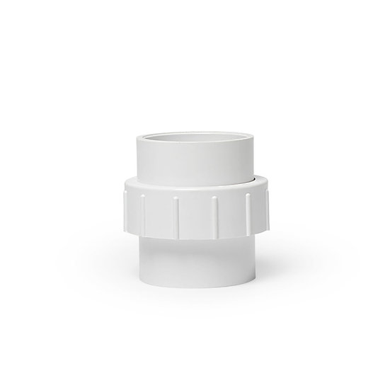 PVC Union Fitting 2″ Slip X 2″ Slip
