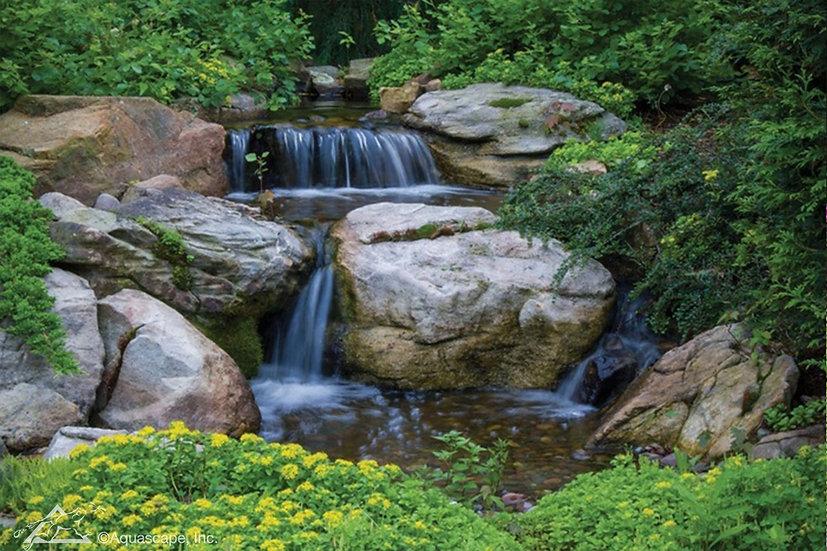 Medium Pondless Waterfall Kit 16′ Stream