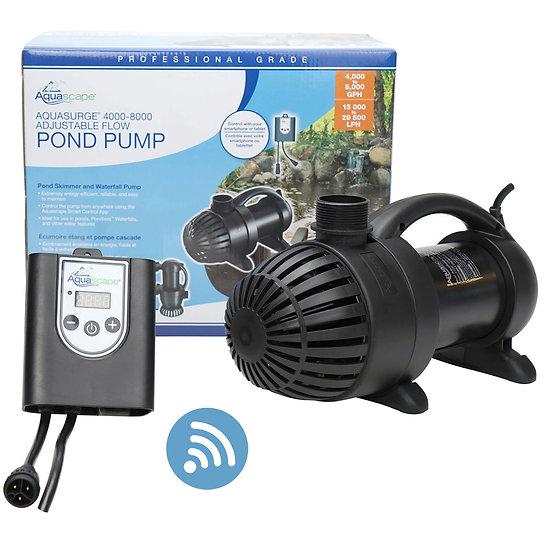 AquaSurge® Adjustable Flow Pond Pump 4000-8000