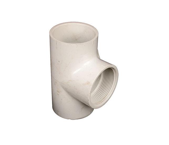 IonGen G1 2″ PVC Flow Chamber