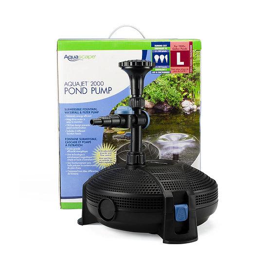AquaJet® 2000 Pond Pump