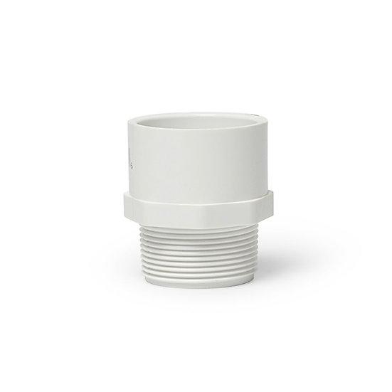 PVC 1-1/2″ MPT Adapter