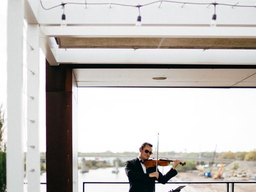 Planning Wedding Music at Armature Works