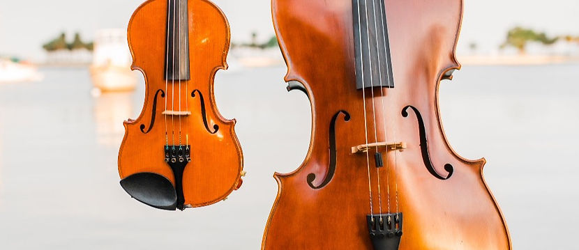 Sunset Strings violin and cello duo