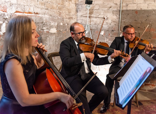 Real Wedding Review: String Quartet at the Rialto Theater in Tampa (VIDEO included)