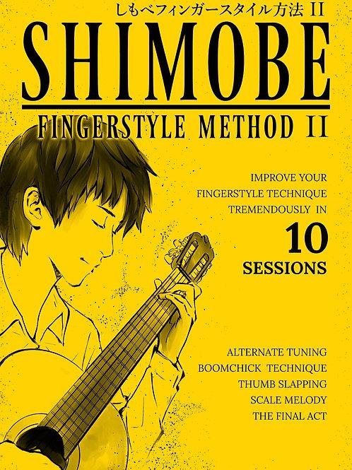Shimobe Method Book 2 (Fingerstyle)