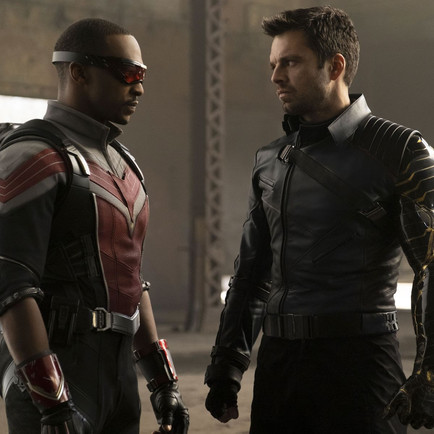 REVIEW: THE FALCON AND THE WINTER SOLDIER (DISNEY+)