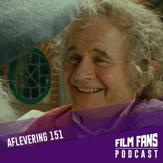 FILM FANS PODCAST #151- MET NILS & RICHARD
