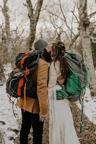 Virginia Wedding Videographers Shenandoah National Park Elopement