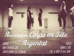Association Corps en Tête