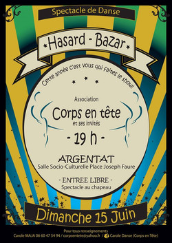 """""""Hasard-Bazar"""" 2014"""