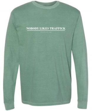 """Nobody Likes Traffick"" Traffick Jam Shirt"