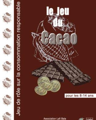 Jeu_du_cacao-red Lafi Bala Association ECSI ECM EDD Citoyenneté  Transition Engagement Jeux Outils Animation Immersive Ludique Pédagogie  Education populaire scolaire collège lycée