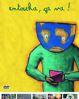 Entouka_DVD_pedagogique_alimentation_faim paradoxe  Lafi Bala Association ECSI ECM EDD Citoyenneté  Transition Engagement Jeux Outils Animation Immersive Ludique Pédagogie  Education populaire scolaire collège lycée