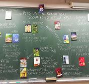 dixit - q-sort débat mouvant opinion reccueil de représentation alimentation changements climatique point de vue arguments Lafi Bala Association ECSI ECM EDD Citoyenneté  Transition Engagement Jeux Outils Animation Immersive Ludique Pédagogie  Education populaire scolaire collège lycée