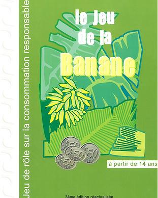Jeu_de_la_banane_conso_responsable red prix labels Lafi Bala Association ECSI ECM EDD Citoyenneté  Transition Engagement Jeux Outils Animation Immersive Ludique Pédagogie  Education populaire scolaire collège lycée