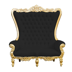lxv134_lazurus_double_chair_-_gold_balck