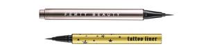 Fenty Beauty by Rihanna Flyliner, Kat Von D Tattoo Liner in Troopa