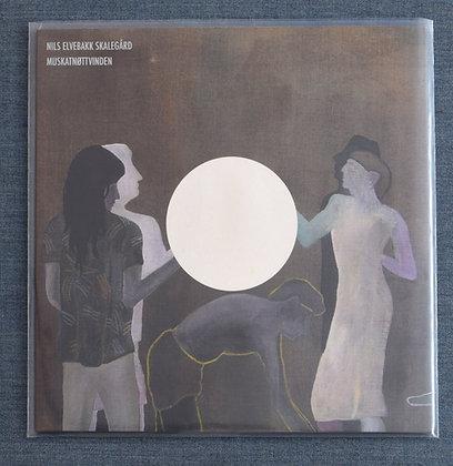 "Nils Elvebakk Skalegård: ""MUSKATNØTTVINDEN"" 12"" vinyl (MERCH 007)"