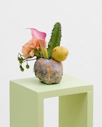 "Emilia Bergmark: ""Abstract Container"" vase no. 1 (MERCH 024 )"