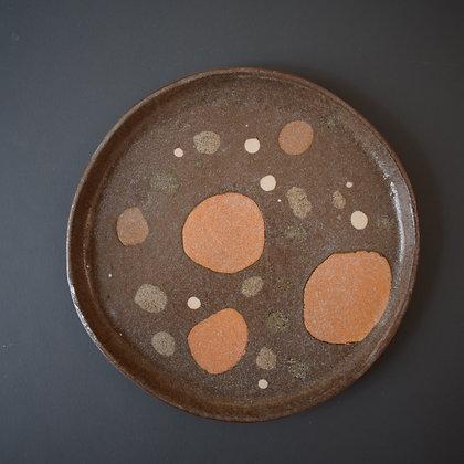 """Emilia Bergmark: """"Potato Plate"""" tallerken no.3 (MERCH 031)"""